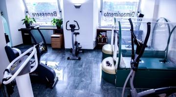 Sala Fitness a Torino