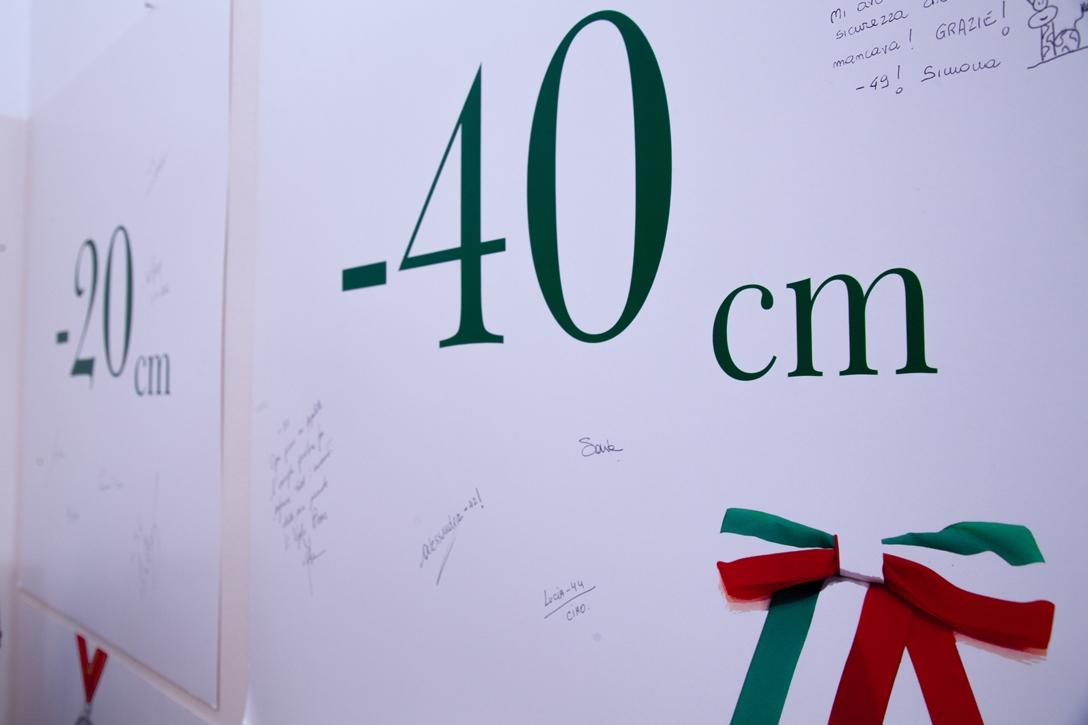 Muro dei successi Rimodella Torino